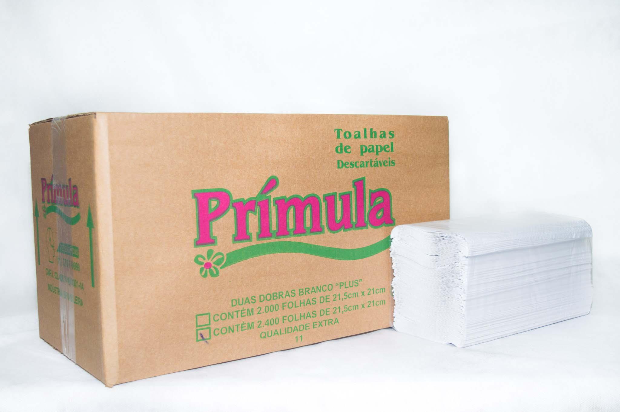 Distribuidora de papel toalha interfolha